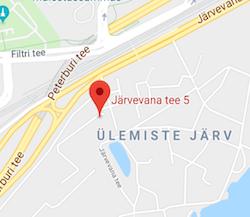 Jarvevana tee 5